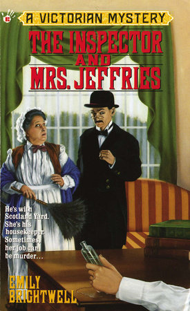 The Inspector and Mrs. Jeffries by Emily Brightwell