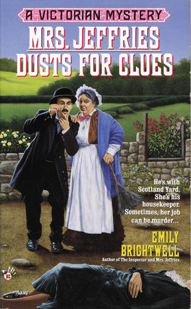 Mrs. Jeffries Dusts for Clues by Emily Brightwell