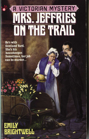 Mrs. Jeffries on the Trail by Emily Brightwell