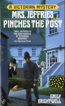 Mrs. Jeffries Pinches the Post by Emily Brightwell