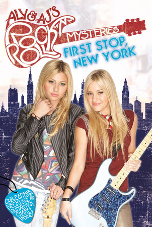 First Stop, New York #1 by Tracey West