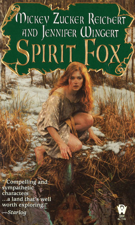 Spirit Fox by Mickey Zucker Reichert and Jennifer Wingert