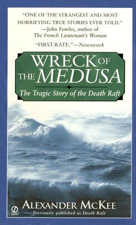 Wreck of the Medusa by Alexander McKee