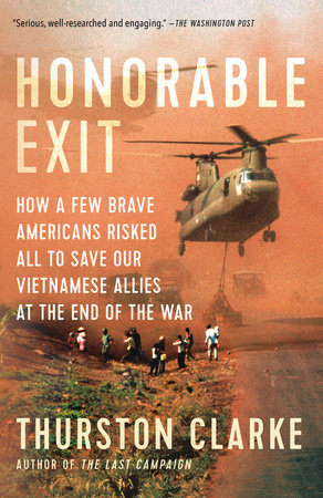Honorable Exit by Thurston Clarke