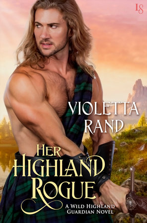 Her Highland Rogue by Violetta Rand