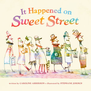 It Happened on Sweet Street