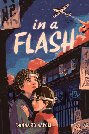 In a Flash by Donna Jo Napoli