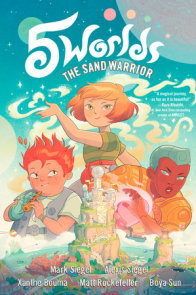 5 Worlds Book 1: The Sand Warrior