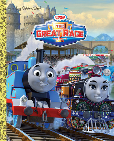 Thomas & Friends The Great Race (Thomas & Friends) by Geof Smith