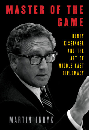 Master of the Game by Martin Indyk