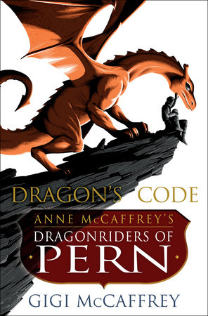 Dragon's Code by Gigi McCaffrey