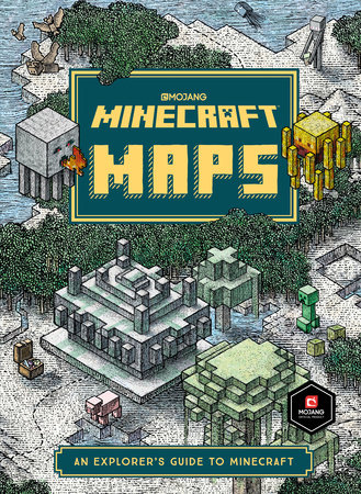 Minecraft: Maps by Mojang Ab and The Official Minecraft Team