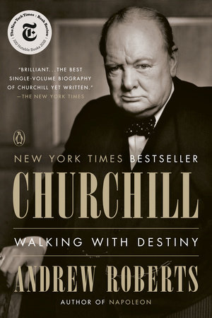 Churchill Book Cover Picture
