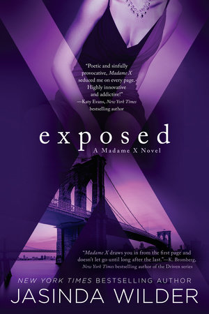 Exposed by Jasinda Wilder