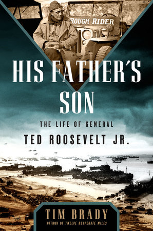 His Father's Son by Tim Brady