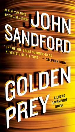 Golden Prey by John Sandford