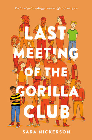 Last Meeting of the Gorilla Club by Sara Nickerson