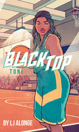 Toni #4 by LJ Alonge; cover illustrated by Raul Allen