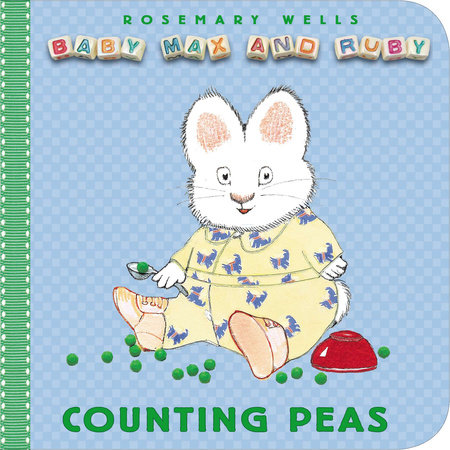 Counting Peas by Rosemary Wells