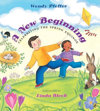 A New Beginning by Wendy Pfeffer