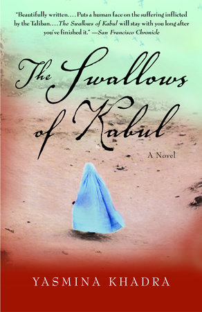 The Swallows of Kabul by Yasmina Khadra