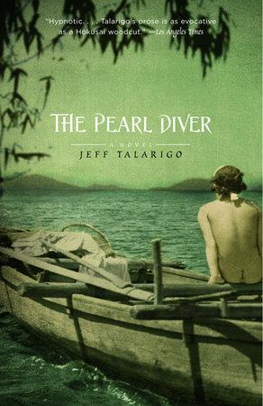 The Pearl Diver by Jeff Talarigo