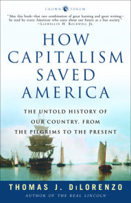 How Capitalism Saved America