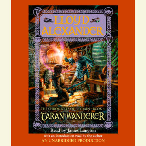 The Prydain Chronicles Book Four: Taran Wanderer