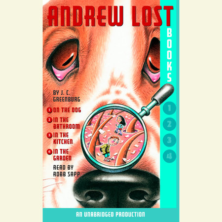 Andrew Lost: Books 1-4 by J. C. Greenburg