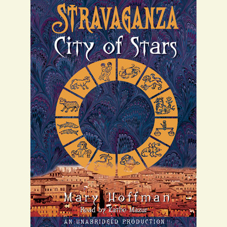 Stravaganza: City of Stars by Mary Hoffman