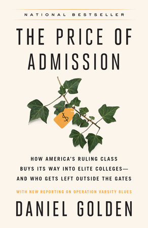 The Price of Admission (Updated Edition) by Daniel Golden
