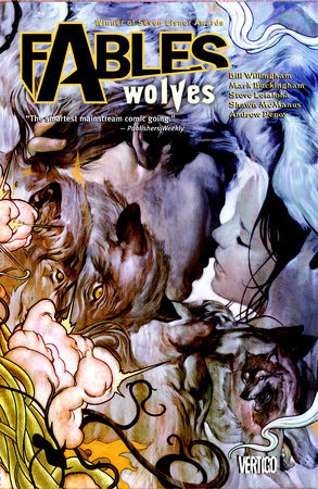 Fables Vol. 8: Wolves by Bill Willingham