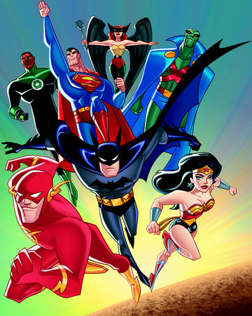 Justice League Unlimited: Heroes by Various