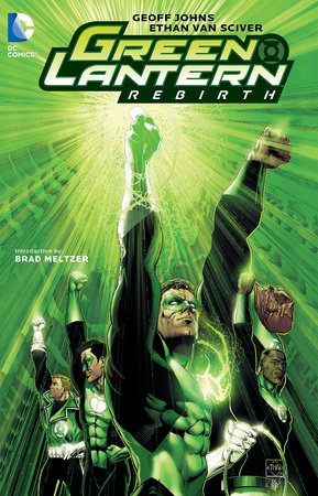 Green Lantern: Rebirth (New Edition) by Geoff Johns