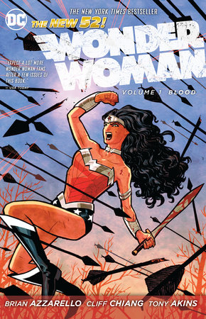 Wonder Woman Vol. 1: Blood (The New 52) by Brian Azzarello