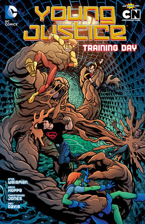Young Justice Vol. 2: Training Day by Greg Weisman and Kevin Hopps