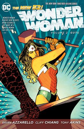 Wonder Woman Vol. 2: Guts (The New 52) by Brian Azzarello