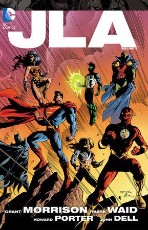 JLA Vol. 3 by Grant Morrison and Mark Waid