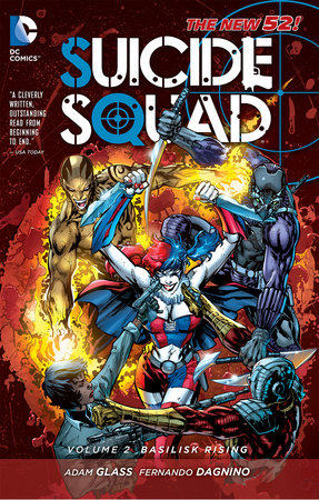 Suicide Squad Vol. 2: Basilisk Rising (The New 52) by Adam Glass