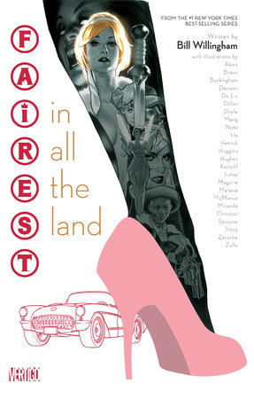 Fairest In All the Land by Bill Willingham