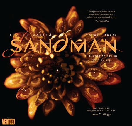 Annotated Sandman Vol. 3 by Neil Gaiman