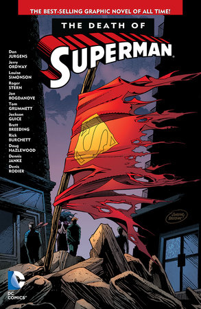 The Death of Superman by Dan Jurgens, Jerry Ordway and Louise Simonson