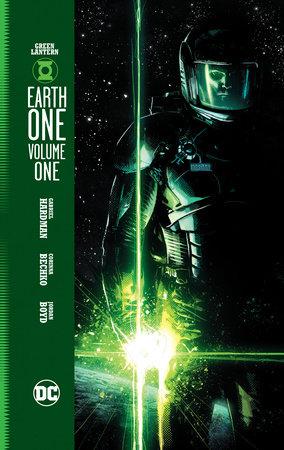 Green Lantern: Earth One Vol. 1 by Gabriel Hardman and Corinna Bechko