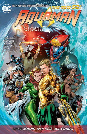 Aquaman Vol. 2: The Others (The New 52) by Geoff Johns