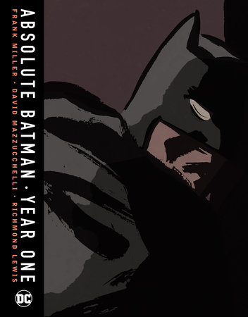Absolute Batman Year One by Frank Miller