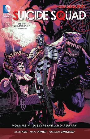 Suicide Squad Vol. 4: Discipline and Punish (The New 52) by Ales Kot