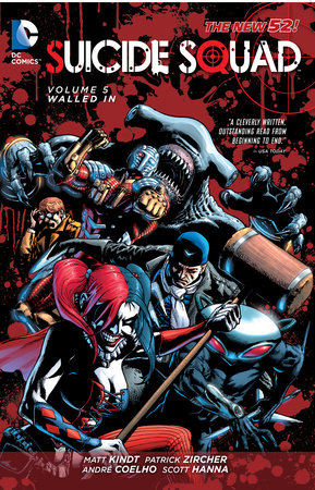 Suicide Squad Vol. 5: Walled In (The New 52) by Matt Kindt