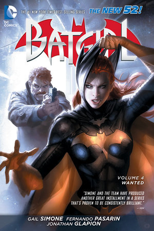 Batgirl Vol. 4: Wanted (The New 52) by Gail Simone