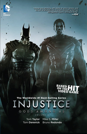 Injustice: Gods Among Us Vol. 2 by Tom Taylor
