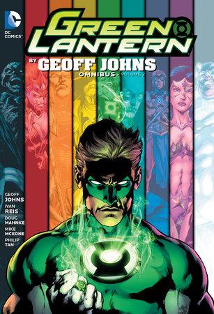 Green Lantern by Geoff Johns Omnibus Vol. 2 by Geoff Johns